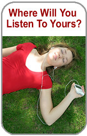 play audiobooks on your mp3 player
