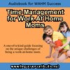 Time Management guide for work at home moms